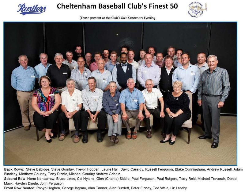Chelts Finest 50