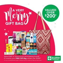 Gift Bag - November A Catalogue LAM Social