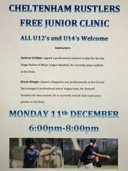 Free Junior Clinic