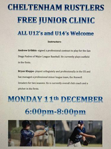 Free Junior Clinic